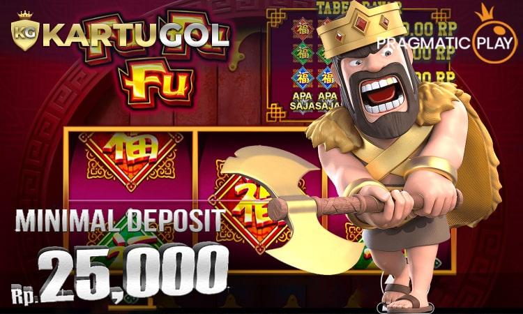 Deposit Pragmatic Play Slot Paling Rendah Menang Banyak