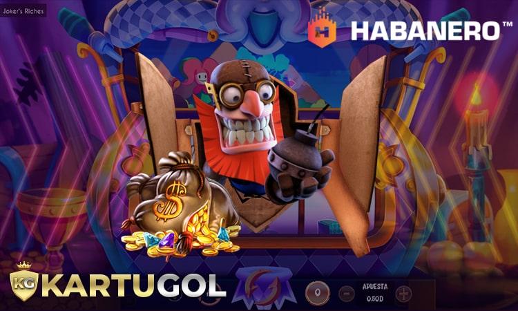 Login Habanero Slot Online Di Situs Judi Terpercaya